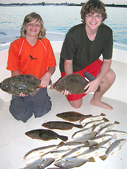 Ocean City Guided Fishing Trips